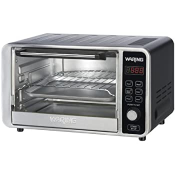 Amazon Com Waring Tco600 1500 Watt 6 Slice Convection
