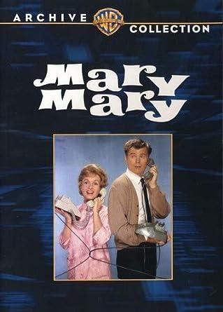 Amazon Com Mary Mary Debbie Reynolds Barry Nelson Diane Mcbain Hiram Sherman Michael Rennie Mervyn Leroy Movies Tv