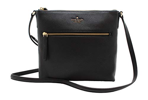 Kate Spade Women's Jackson Top Zip Crossbody Leather Handbags