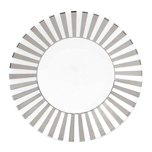 (Jasper Conran by Wedgwood Platinum Accent Salad Plate 9