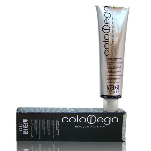 Alter Ego Color Ego Permanent Coloring Cream 3.37 Oz. (1/10 Blue Black) by Alter Ego (Ego Hair Alter Care)