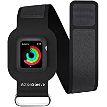 Twelve South ActionSleeve/Armband for 42mm Apple Watch, black