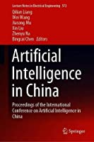 Artificial Intelligence in China Front Cover
