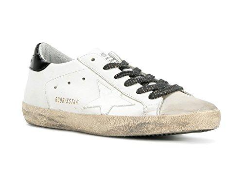 Gouden Gans Deluxe Merk Vrouwen Superster Lage Top Sneakers Witte Croc Ster G31ws590c66 (whoosso)
