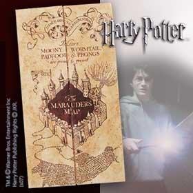Harry Potter Marauder's Map – HPB