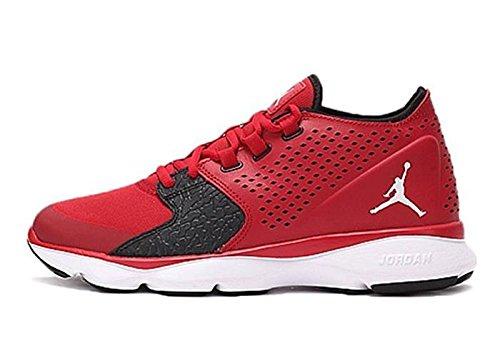 [ナイキ] ジョーダン フロー Jordan Flow Gym Red Black レッド 833969-601 [並行輸入品] 33.0 cm  B01JYX9NLK