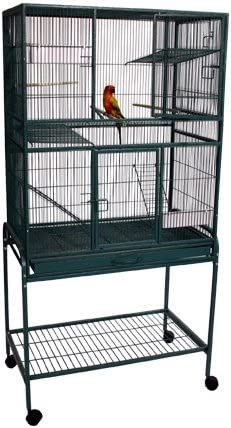 Pali Place Bird Cage