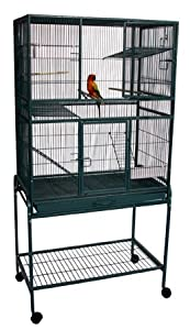 9. Pali Place Bird Cage and Flight Cage.