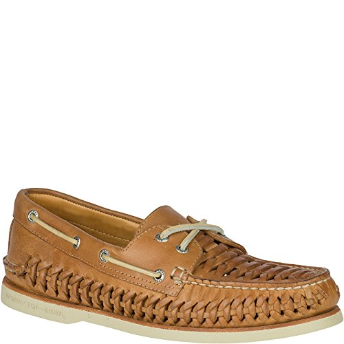 Gold Cup Authentic Original 2-Eye Woven Boat Shoe