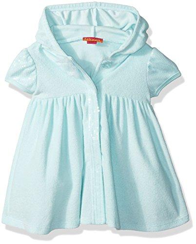 Kate Mack Baby Girls' Candy Cloud Hooded Swim Baby Coveru...