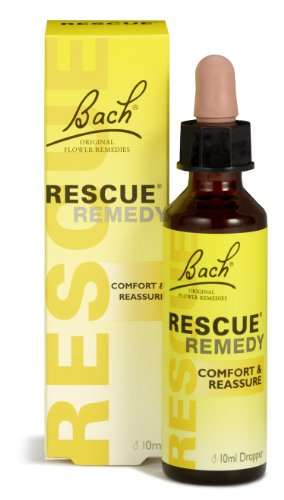 Rescue Remedy Herbal - Bach Rescue Remedy, 10 ml.35 Ounces