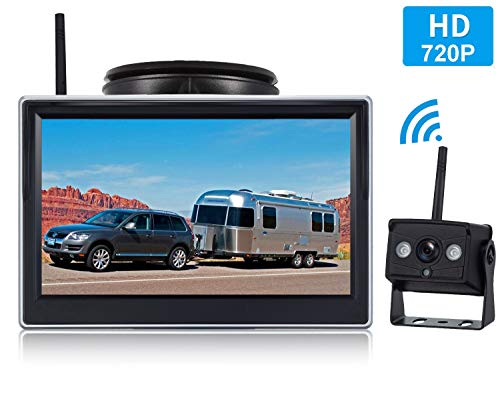 wireless back up rv camera - 5