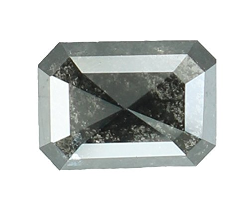 0.38 Ct Emerald Cut Diamond - 6