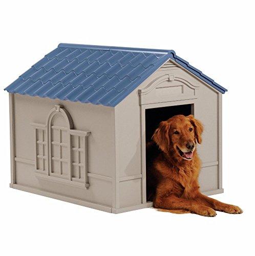 XL Dog House Extra Large Dog Houses for Large Dogs Weathe...