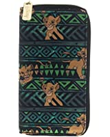 Disney The Lion King Simba Tribal Zip Wallet