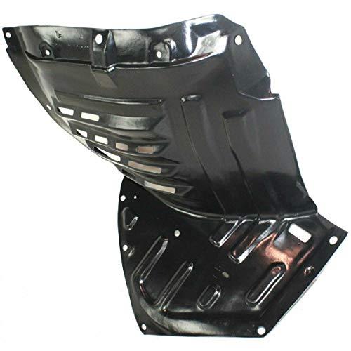 KA LEGEND Front Right Passenger Side Fender Liner Inner Panel Splash Guard Shield for Mazda RX8 2004-2008 F1515613YB MA1249127