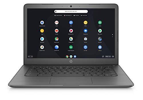 HP Chromebook 14-db0003sa 14 Inch Laptop – (Grey) (AMD Dual Core A4, 4 GB RAM, 32 GB eMMC, 100 GB Cloud Storage with…