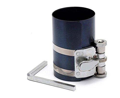 Caliber Skate (Piston Ring Installer Removal Kit Ratchet Plier Remover Expander Engine Tool Compressor Professional Mechanics 2 1/8