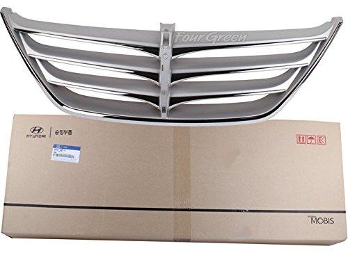 OEM Genuine Radiator Grill Genesis Sedan 2009-2011 Front Bumper OEM [863513M110]