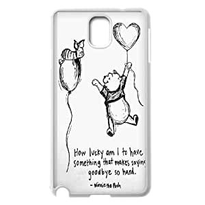 High Quality Phone Case For Samsung Galaxy NOTE4 Case Cover -Funny Winnie-LiuWeiTing Store Case 18
