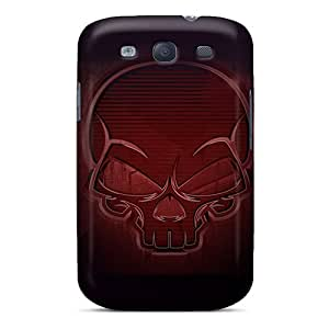 New Arrival Case Specially Design For Galaxy S3 (skull)