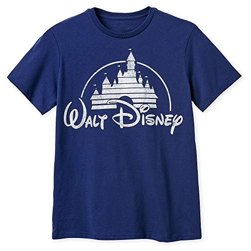 (Disney Walt Logo Tee for Men)