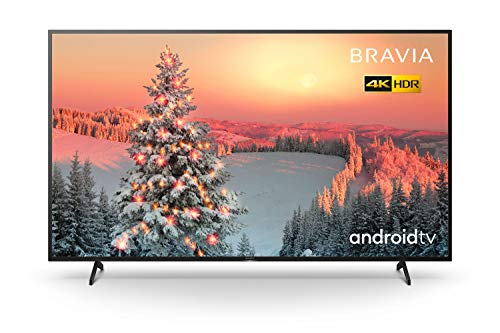 Sony BRAVIA KD75XH80 – 75 Inch – LED – 4K Ultra HD – High Dynamic Range (HDR) – Smart TV (Android TV) with Voice Remote…