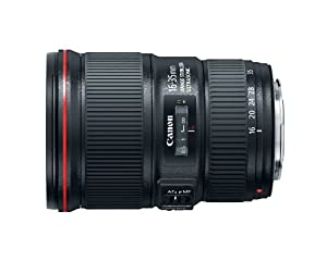 Canon EF 16-35mm f/4L IS USM Lens - Parent ASIN