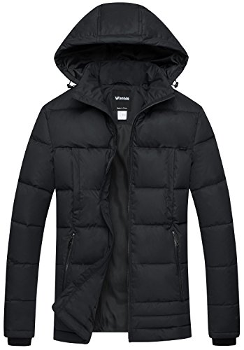 Quilted Poly Fill Jacket - 2