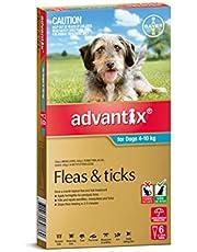 Advantix for Dogs 4-10kg, 6 Pack