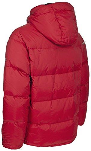Trespass Igloo - Chaqueta de esquí para Hombre, Hombre, Igloo, Rojo Brillante: Amazon.es: Deportes y aire libre