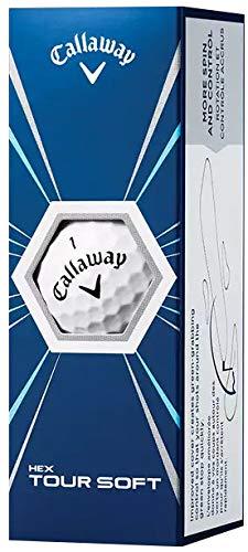 Callaway HEX Tour Soft 12 Golf Balls