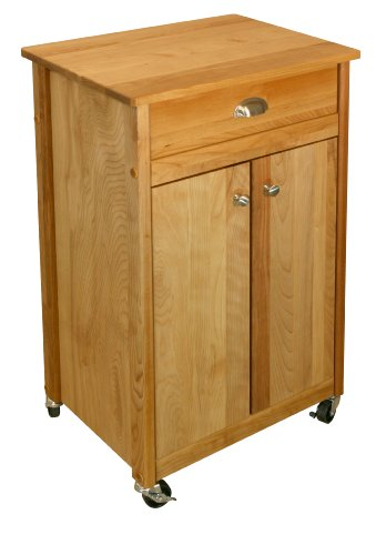 Catskill Craftsmen Kitchen Kitchen Cart - Catskill Craftsmen Cuisine Cart Deluxe