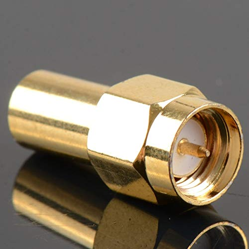 - Gimax New 1 PCS SMA 1W Watt Male Plug RF Coaxial Termination Loads DC- 2.5GHz 50Ohm Dummy Load VC723 P10