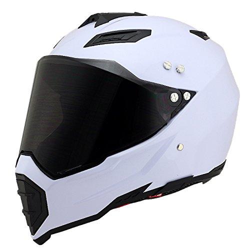 White Dirt Bike - 9