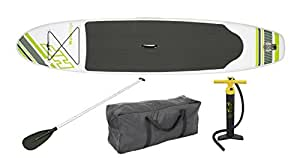 "Bestway Inflatable Hydro-Force Wave Edge 122"" x 27"" Paddle Board"
