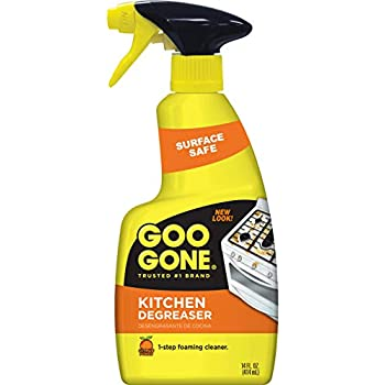 Amazon Com Goo Gone Kitchen Degreaser Removes Kitchen