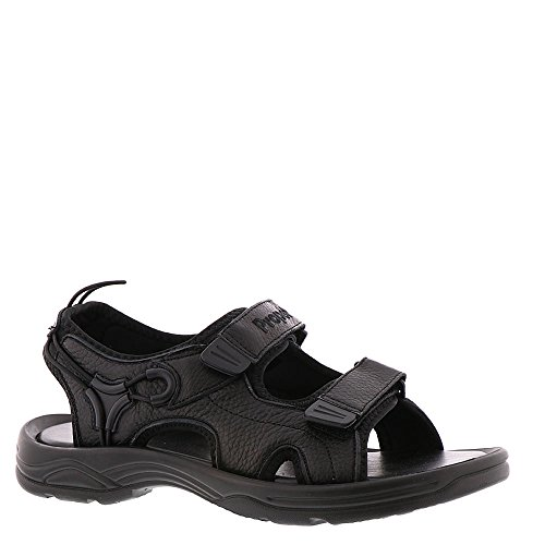 Propét Surfwalker II Men's Sandal Black 2014 newest cheap online 49U2rs5ft