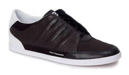 a8aca9f8b3c71 Image Unavailable. Image not available for. Colour  Adidas Men s Y-3 Honja  Low Leather Trainer Shoes by Yohji Yamamoto ...