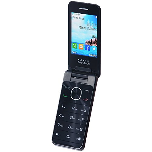 Alcatel 2012G-2AALDE1 onetouch Single-SIM Handy dunkle schokolade