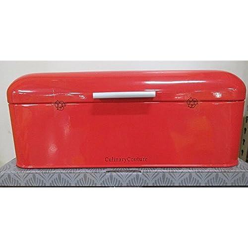 Decorative Recipe Box 2: Metal Recipe Box: Amazon.com
