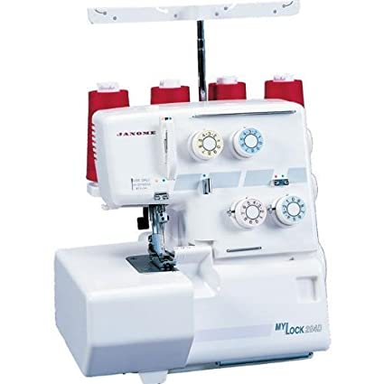 Amazon Janome MyLock 40D Serger By The Each Awesome Troubleshooting Janome Sewing Machine