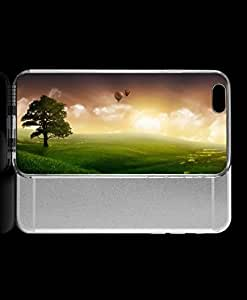 Janmaons iPhone 6 Case - Digital Art 6udEm Hot Air Balloons Over The Case for iPhone