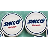 SYNCO CARROM ACCESSORIES - GENIUS STRIKER (2PCS PACK)