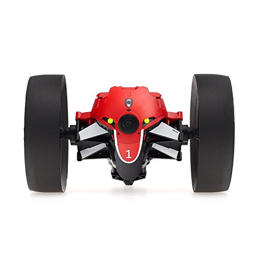 Parrot Jumping Race MiniDrone - Max Red (Certified Refurbished)