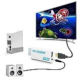 Wii to HDMI Converter, Wenter Wii to HDMI