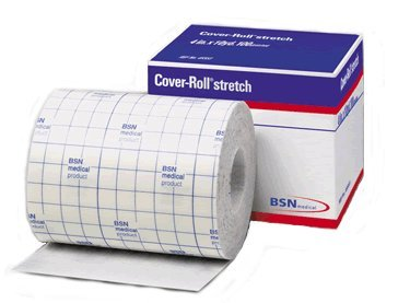 "Cover-Roll Stretch Nonwoven Compression Bandage 2"" x 10 yd QTY: 1"