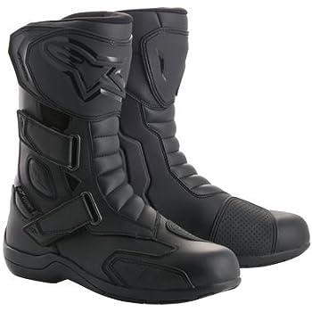 Amazon Com Alpinestars Radon Drystar Boots 44 Black