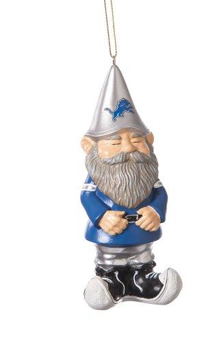 Detroit Lions Gnome Ornament