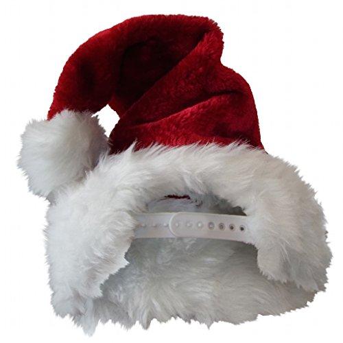 73c6dab00e0c78 Snapback Santa Hat- Adjustable